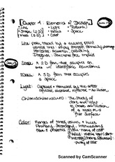 Art notes chap 4-6
