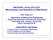 MECH2030-Lecture20-21