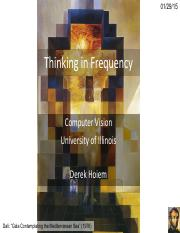 Lecture 04 - Thinking in Frequency - Vision_Spring2015.pdf