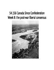 Week 8 54 156 Canada Since Confederation the 1950s Boom.pdf