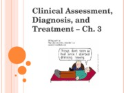 assessment diagnosis ch 3
