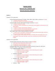 Marking Criteria for Practical Test 2 GEOL1000 2015.docx