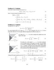 Problem Solutions,2nd Edition (STAT) 245