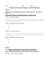 physical and chemical changes webquest.doc
