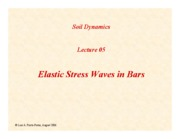 SD-Lecture05-Elastic-Stress-Waves