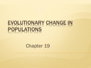 chapter19+-+evolutionary+change+in+populations++_pdf_