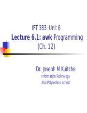 Lecture6.1 programming with awk.ppt
