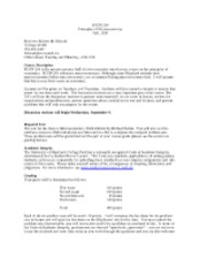 ECON 200 syllabus fall 2009-1