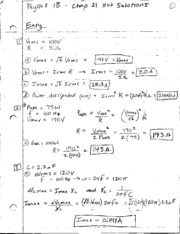 Ch.21 Solutions