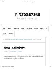 Arduino 8x8 LED Matrix Interface _ MAX7219 IC pdf - Arduino