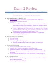 Clinical Psych Exam 2 Review.docx