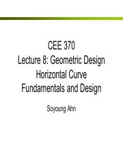 Lecture 8 Horizontal Curves Fundamentals and Design Short.pdf
