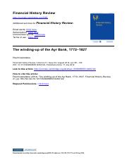 Financial_History_Review_The_winding-up