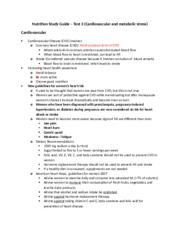 Nutrition Study Guide - test 3.docx