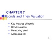 unit 5 ebook bond valuation