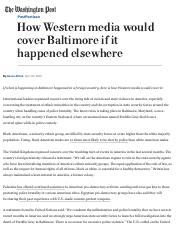 How Western media would cover Baltimore if it happened elsewhere - The Washington Post.pdf