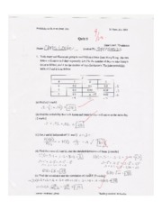 MATH218 Quiz 5