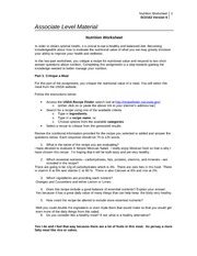 sci 162 six dimensions worksheet Exclusive from majortestscomsix dimensions of health - essay samplesassociate level material six dimensions of health worksheet part 1 for each of the following six dimensions of health, list at least one characteristic, activity six dimensions of health essay - 737 wordssix dimensions of health worksheet sci/162 associate level material six .