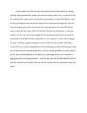 it 206 week 8 microsoft powerpoint exercise part 2 It 206 week 8 assignment microsoft powerpoint exercise click here to buy the tutorial  it 206 week 2 assignment microsoft word exercise it 206 week 1 dq 1 and dq 2.