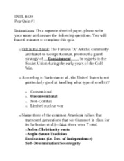 INTL 4430--Pop Quiz Answer Key%29