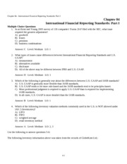 International ACCT Chap004 test
