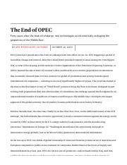 The End of OPEC _Jaffe_ Foreign Policy.pdf
