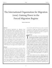 The International Organization for Migration.pdf