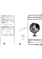 The Global Age Foldout Notes