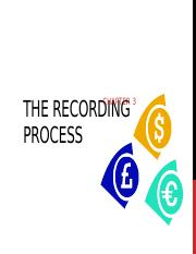 Topic 3 - The Recording Process (Student).pptx