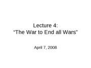 Lecture_4_WWI