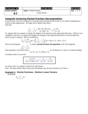 HW 8.7 - Indeterminate Forms and LHopitals Rule - Name AP ...