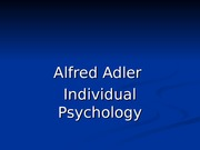 Alfred_Adler_powerpoint.ppt