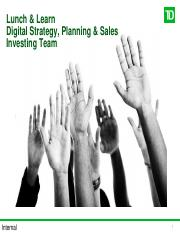 DgC Investing Strategy, Planning and Sales Team - Lunch&Learn - Jan 22 Final.pdf