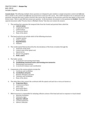 Practice Exam 2  ANSWER KEY_Fall 2011