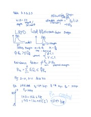 CEE 155 Lecture Notes