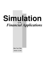 Simulation with Financial Applications