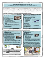case study poster