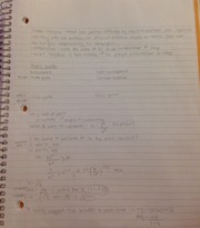 Econ 114 Notes- Couse Theorem