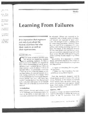 Failure Paper by Delatte