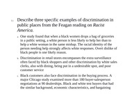 Sociology Notes on Discrimination and Prejudice