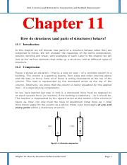 Chapter 11 How do Structures behave under load.pdf