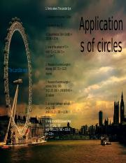 9.04 application of circles.pptx