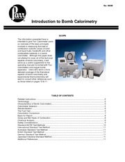 Introduction-to-bomb-calorimetry