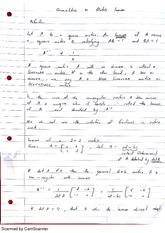 Generalities on Matrix Inverse Lecture Notes 3