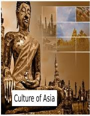 Culture of Asia PowerPoint.pptx