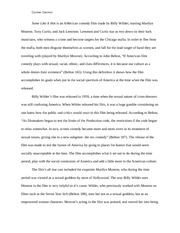 Conner Cannon Critical Response essay
