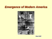 BB Notes, Emergence_of_Modern_America
