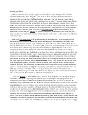 busi 650 ilp final essay After 5 years i have read thousands of these 650-word windows into the minds of high school students, and can assure you that the college essay comes for any high school senior working on their college applications, the essay can seem like a daunting task for yale, you'll even have to write more than.