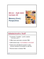 Lec-26-Memory-Perspectives