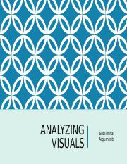 Analyzing Visuals.ppt